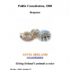 Animal Health and Welfare Bill Submission 2008