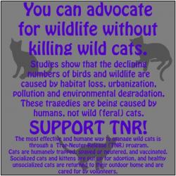 Support TNR